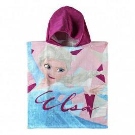 Ręcznik ponczo z kapturem Frozen – Kraina Lodu