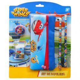 Zestaw przyborów szkolnych Super Wings