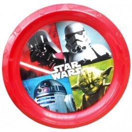 Talerz plastikowy Star Wars