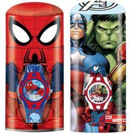 Zegarek na rękę Spiderman/ Avengers - losowy model