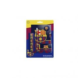 Zestaw przyborów szkolnych – 7 elementów FC Barcelona
