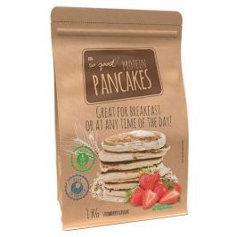 FITNESS AUTHORITY Pancake with Cottage Cheese - 1000g - Strawberry