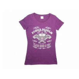 Power System T-Shirt HeartBreaker Purple - L