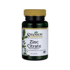 Swanson Cytrynian Cynku 50 mg 60 kapsułek Wysokie Stężenie Wysyłka 24h