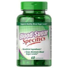 Puritan's Pride Blood Sugar Specifics - 60caps