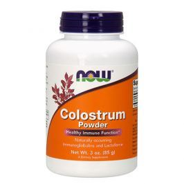 NOW Colostrum 1250mg Powder - 85g