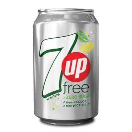 PepsiCo 7up Free - 330ml