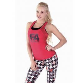 FA WEAR Tanktop Woman's - Basic - Red - S