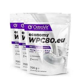 OSTROVIT WPC Economy - 700g x 3 - Cookies & Cream