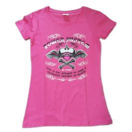 Power System T-Shirt HeartBreaker Pink - M