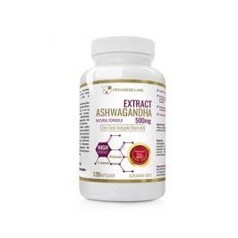 Wish Pharmaceutical Ashwagandha Extract 500mg 120 caps Stres
