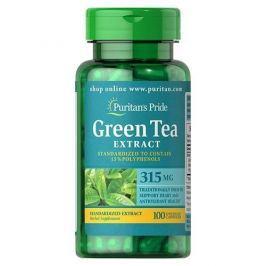 Puritan's Pride Green Tea Extract 315mg - 100caps
