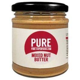 PURE SUPERFOODS Pure Mixed Nut Butter 250 g (Masło Mieszanka Orzechów)