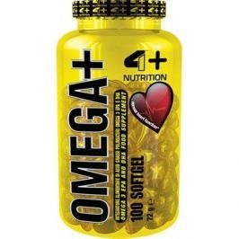 4 SPORT NUTRITION Omega+ - 100caps