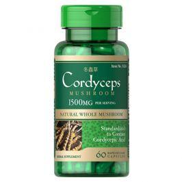 Puritan's Pride Cordyceps 1500mg - 60caps