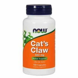 NOW Cat's Claw 500mg - 100vegcaps ( Koci Pazur )