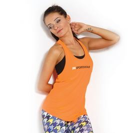 FA WEAR Tanktop Woman's - Loose - Orange - XS