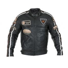Męska skórzana kurtka motocyklowa W-TEC Sheawen Męskie skórzane kurtki motocyklowe