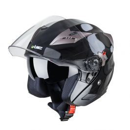 Kask motocyklowy otwarty z blendą W-TEC YM-627 Kaski Skuterowe