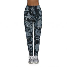 Damskie sportowe spodnie fitness BAS BLACK Yank
