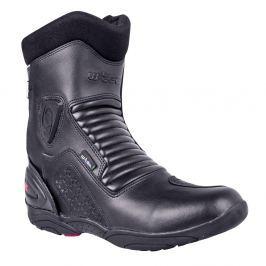 Skórzane buty motocyklowe W-TEC NF-6052 Męskie buty motocyklowe