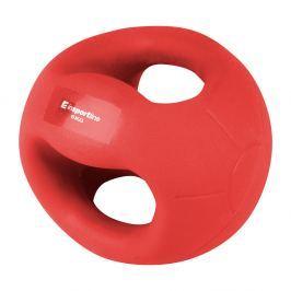 Piłka lekarska z uchwytami inSPORTline Grab Me 6 kg