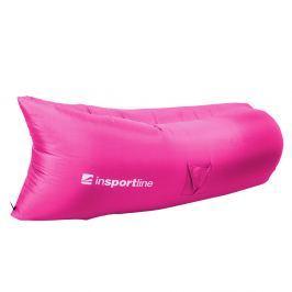 Oryginalny Dmuchany leżak lazy bag na lato inSPORTline Sofair materac fotel