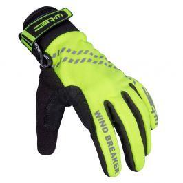 Zimowe rękawice na rower i do biegania W-TEC Trulant B-6013