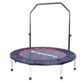 Trampolina fitness z uchwytem inSPORTline PROFI 122 cm wzmacniana Trampoliny fitness