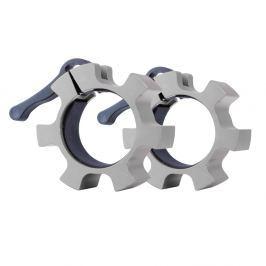 Olimpijski aluminiowy zacisk na gryf inSPORTline CL-21 50mm