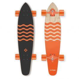 Longboard Street Surfing Kicktail - Blown Out 36