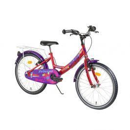 Rower dziecięcy DHS Princess 2004 20''- model 2016