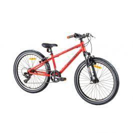 Młodzieżowy rower z amortyzatorami Devron Urbio U1.4 24