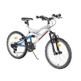 Rower dziecięcy z amortyzatorami Kreativ 2041 20