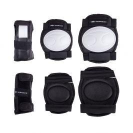 Ochraniacze na rolki kolana, łokcie i nadgarstki WORKER zestaw