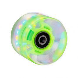 Świecące kółko do penny boardu 60*45 mm z łożyskami ABEC 7