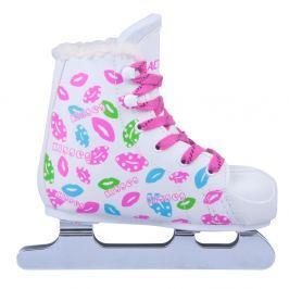 Dziecięce łyżwy zimowe Action Twing