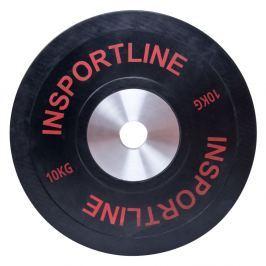 Obciążenie gumowane inSPORTline płyta 10 kg
