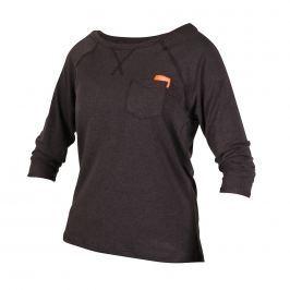 Damska bluzka t-shirt Jobe Loose Fit Grap
