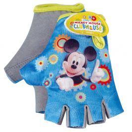 Dziecięce rękawice rowerowe Mickey Mouse