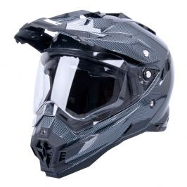 Kask motocyklowy W-TEC AP-885 carbon look
