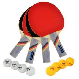 Zestaw do tenisa stołowego Joola Team School rakietki + piłeczki