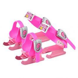 Dziecięce Łyżwy Saneczkowe Worker Duckss Pink