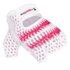 Damskie rękawiczki do ćwiczeń fitness inSPORTline Gufa