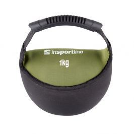 Hantla neoprenowa inSPORTline Bell-bag 1 kg