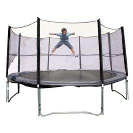 Zestaw trampolina z siatką bezpieczeństwa Spartan 366 cm