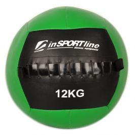 Piłka lekarska inSPORTline Wall ball 12 kg