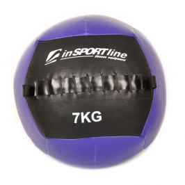 Piłka lekarska inSPORTline Wall ball 7 kg