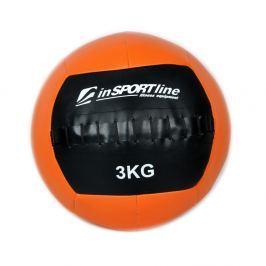 Piłka lekarska inSPORTline Wall ball 3 kg