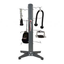 Stojak na akcesoria fitness do sali fitness inSPORTline AR01